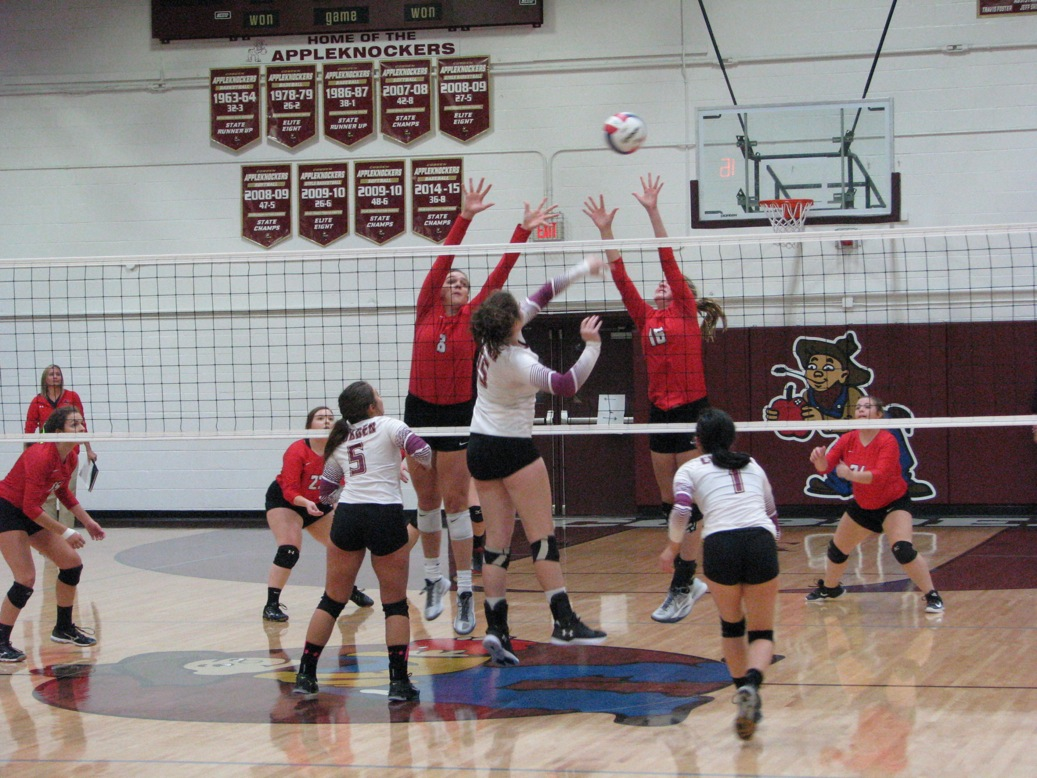 Cobden Volleyball