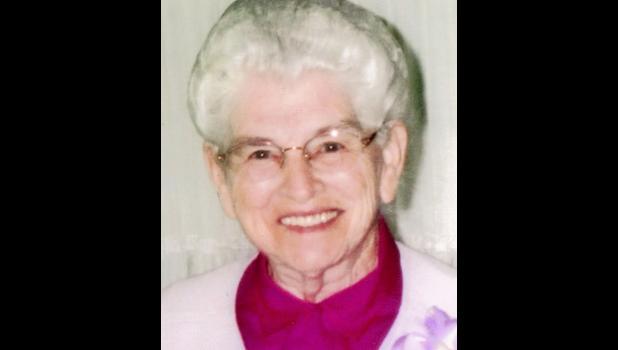 Marjorie M. Hinkle