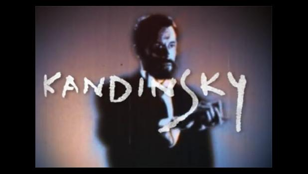Russian artist Wassily Kandinsky is featured in a video which is offered as an 8th grade resource by Anna School District No. 37 art teacher Josh Shearer. The image is a screen shot from the video.
