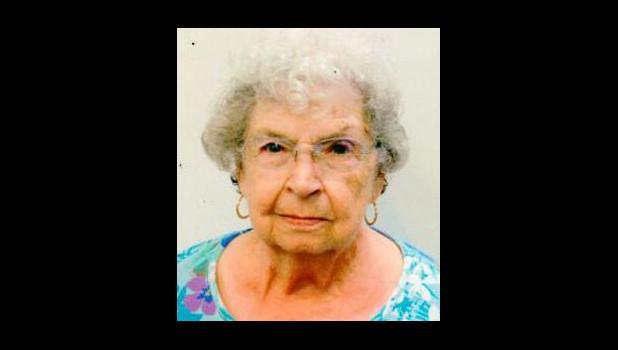 Mildred Faye Thomas Halterman