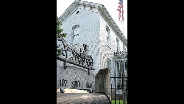 PAST's Heritage House in Jonesboro. File photo.