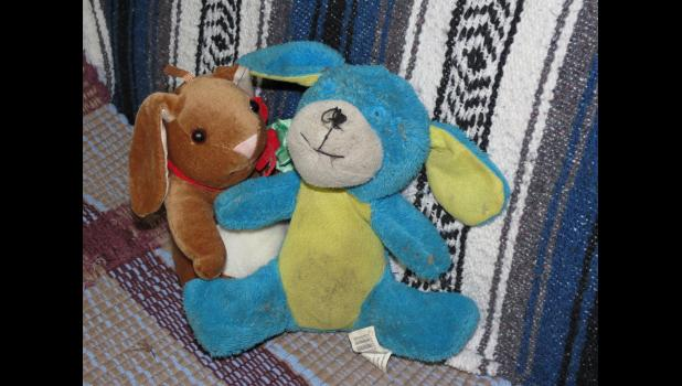 The Velveteen Rabbit has a new friend...just in time for Christmas.