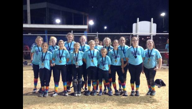 12U: Twisters, first place.