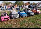 Lick Creek Elementary School PTO hosted its annual Fall Festival and second Power Wheels demo derby on Saturday, Nov. 3. Photo provided.